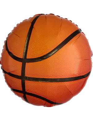 Баскетбольный мяч круг 40 см воздух 210 р., гелий 260 р.