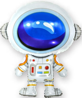 Космонавт воздух 140 р., гелий 245 р.