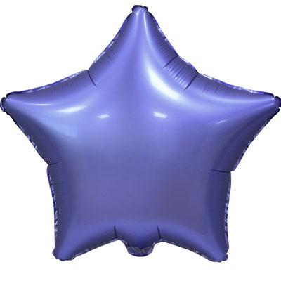 Сердце 45 см сатин фиолетовый 110 р. (пр-ва Китай Falali).