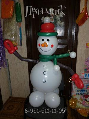 Снеговик 400 р.