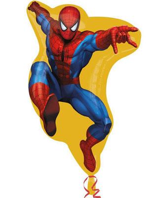 Человек-паук выс. 65 см воздух 260 р., гелий 350 р.