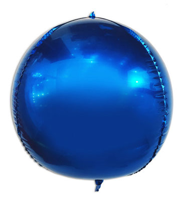 3D сфера диаметр 40 см воздух 240 р., гелий 400 р.