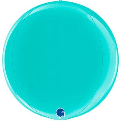 3D сфера диаметр 40 см воздух 370 р., гелий 500 р.