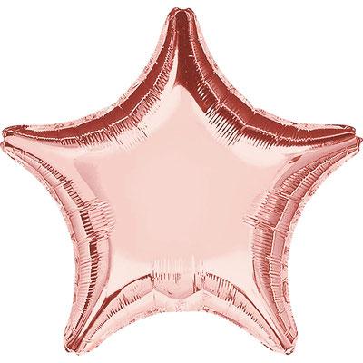 Розовое золото зеркальная 45 см 125 р.