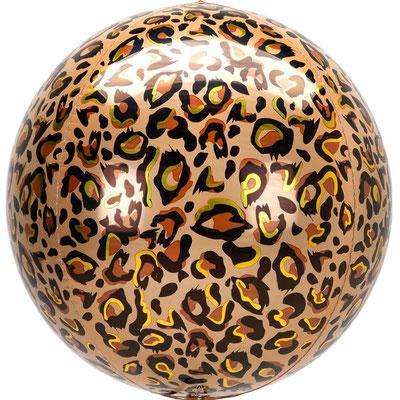 3D Леопард диаметр 40 см воздух 385 р., гелий 515 р.