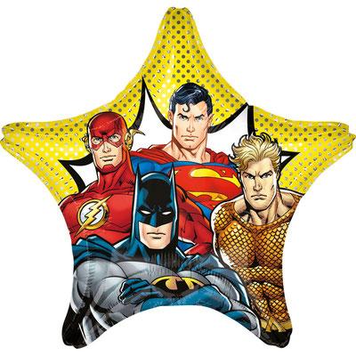 Звезда Лига Справедливости 75 см воздух 330 р., гелий 490 р.