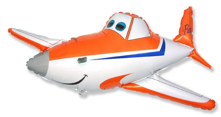 Самолет воздух 150 р., гелий 250 р.