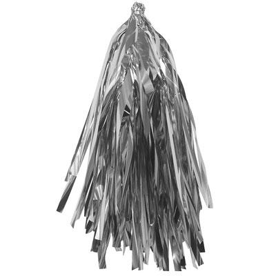 Кисточки тассел для украшения шаров Серебро по 30 р.