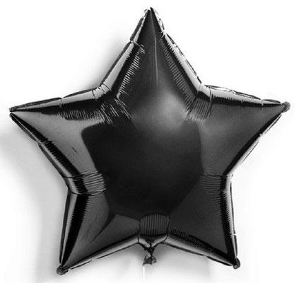 Черная 45 см 125 р.