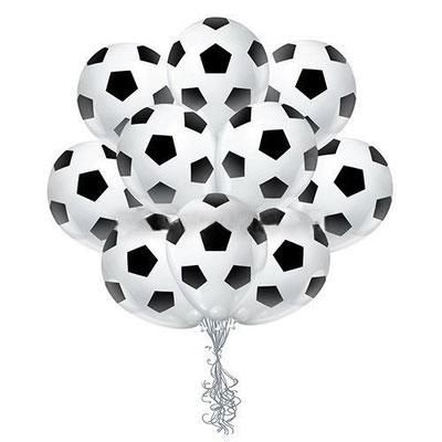 Шар -  футбольный мяч 32 см 46 р.