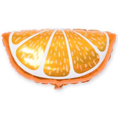 Долька лимона воздух 80 р., гелий 155 р.