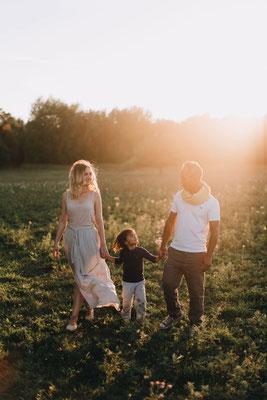 Familie ~ Fotografin: Linda Grigo