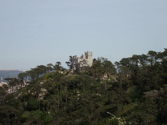 Ausflug in Sintra mit Burgenbesichtigung