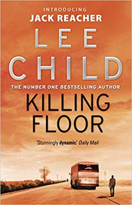 Killing Floor, Review, Lee Child, Jack Reacher, Thriller, Crime