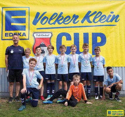 5. Platz - SG Team Wedel