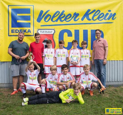 7. Platz - TuS Osdorf weiss