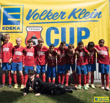 10. Platz - TSV Stellingen