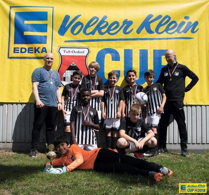2. Platz - Bramfelder SV