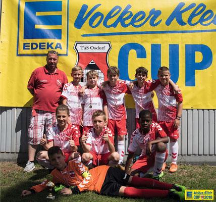 3. Platz - SV Lurup