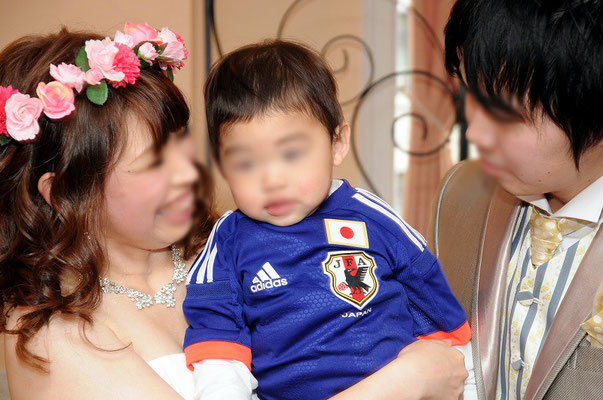 お子様と一緒に1.5次会 横浜