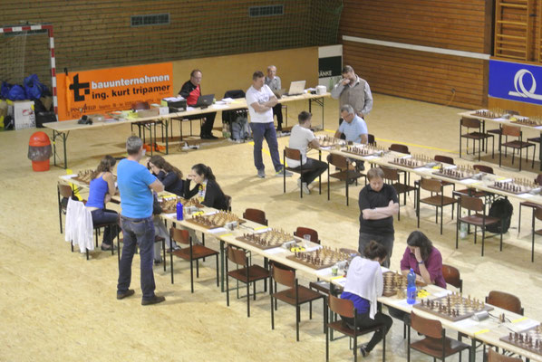 Österreichische Schach-Staatsmeisterschaften 2015