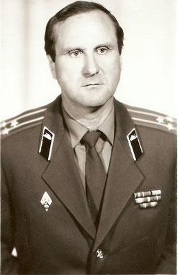 Заместитель НШ - начальник ОО п-к Есьман А. (Умер 27.09.2015 г.)