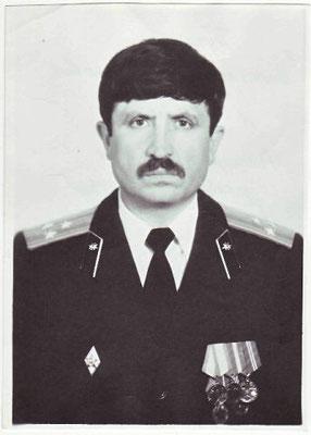 Начальник связи п-к Пуганов В.М.