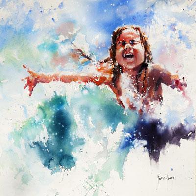 Watercolor / Aquarelle de Didier GEORGES