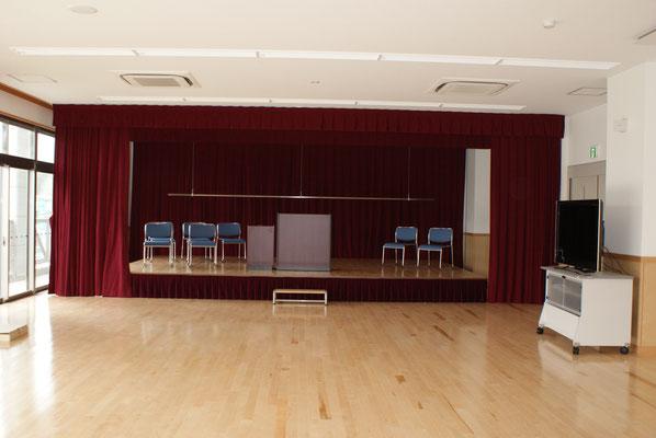 2階 大会議室 117.66㎡