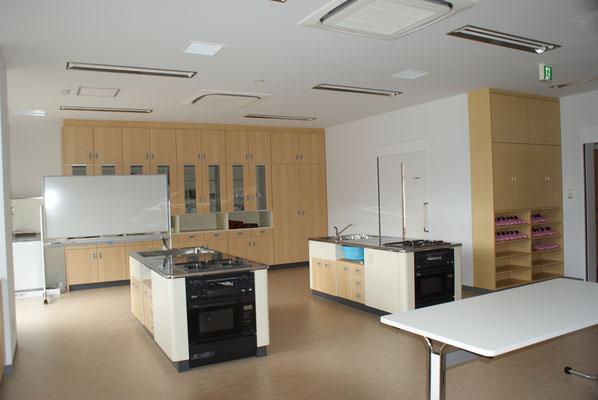 2階 調理室92.34㎡