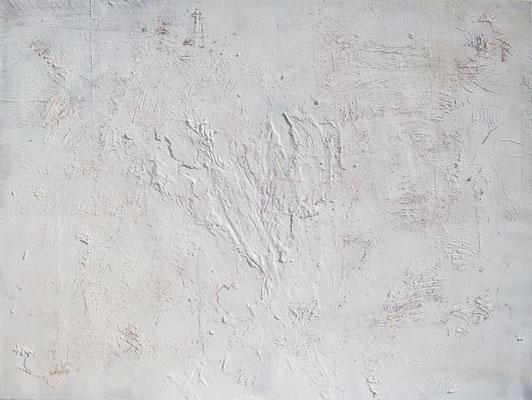 Love, 80x60 cm, Acryl auf Leinwand, 2016