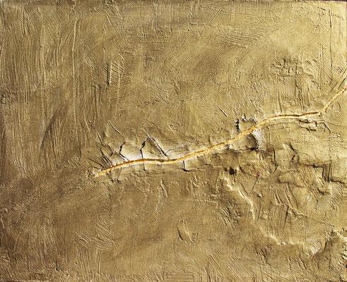 Healing, 60x50 cm, Acryl auf Leinwand, 2016