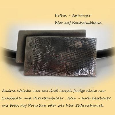 Andrea Weinke-Lau, mal etwas anderes als Grabbilder