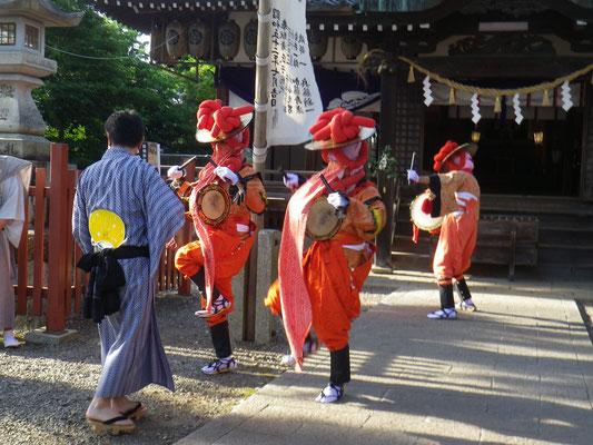 特別賞「笹踊り」伊藤よしのり