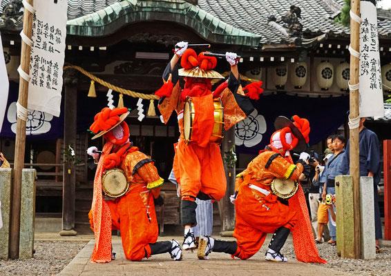 特別賞:笹踊り:早瀬康央