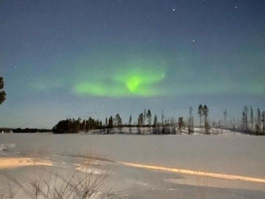 Polarlichter Alarm!