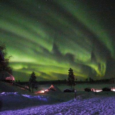 Polarlichter, ein Erlebnis der Extraklasse