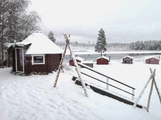 Endlich Winter!
