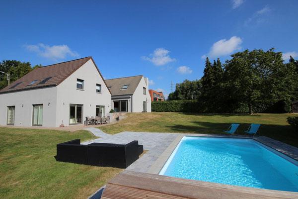 Fabricant belge de piscines polyester mattimmo - Piscine abandonnee belgique ...