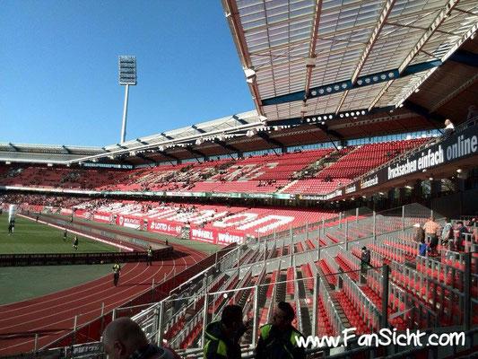Grundig Stadion Gästeblock