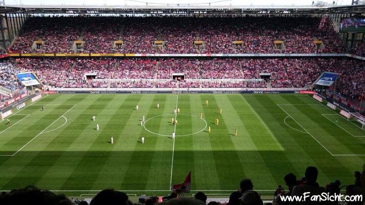 Rheinenergie Stadion K 246 Ln Fansicht Dein Blick Aufs