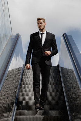 Model: Leonard Heidemann