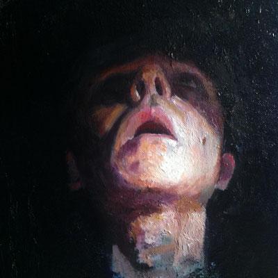"""2014"" Óleo sobre tabla- Oil in canvas"