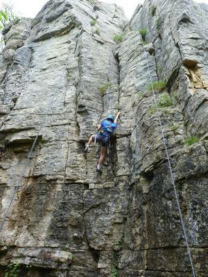 Cours d'escalade Côté Vertical