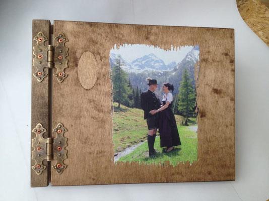 Geschenk Hochzeitsbuch