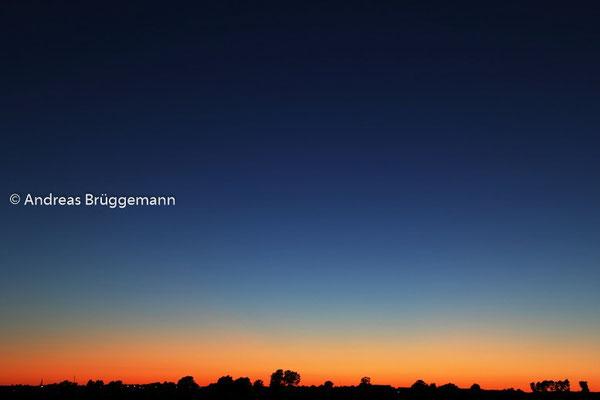 Sonnenuntergang auf schwedisch