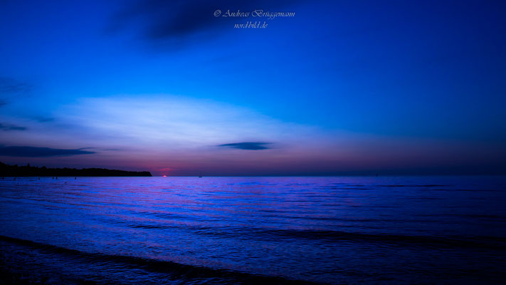 the colours of a sunset - 1