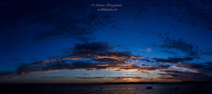 Sonnenuntergang auf Norwegisch_1