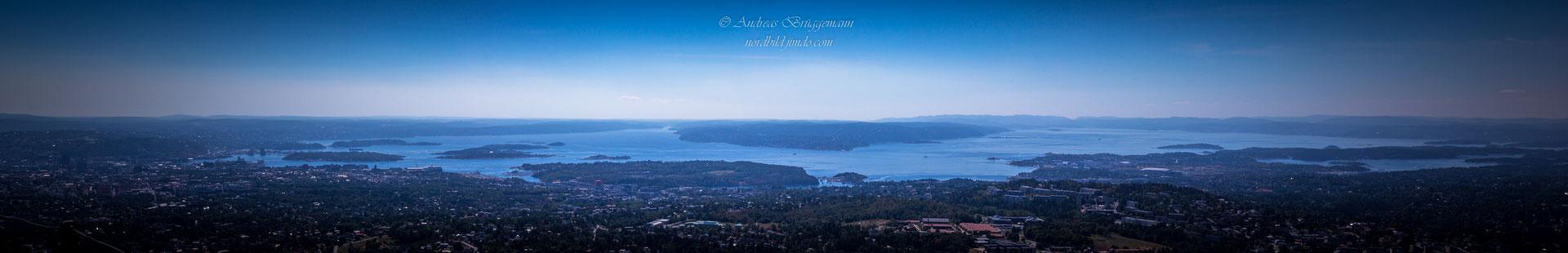 Blick über den Oslo-Fjord 2