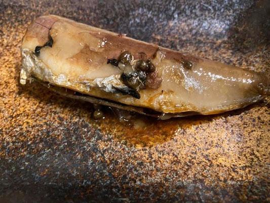 鰯の山椒煮
